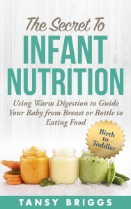 The Secret To Infant Nutrition Kindle Cover